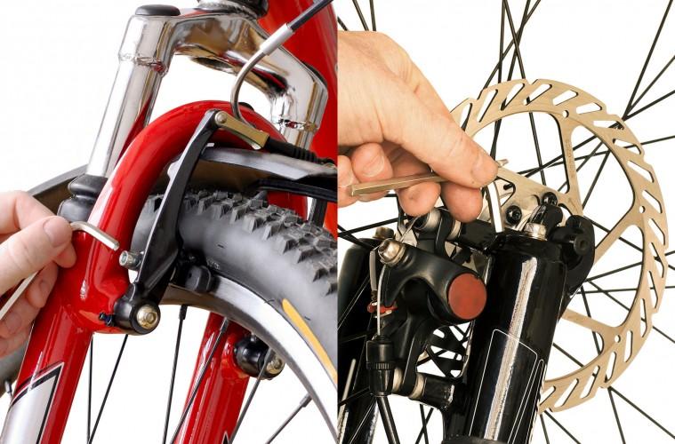 Freno de disco para bicicleta