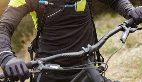 Que indumentaria utilizar en invierno para practicar ciclismo